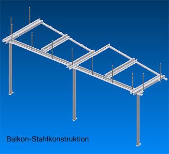 Stahlbau - Sonderobjekte